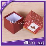 Luxury Customized Rigid Boxes Red Chocolate Gift Boxes
