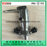 Stainless Steel Ss316L Food Grade Aspetic Sampling Plug Cocks and Valves