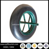 14 Inch Wheelbarrow Solid Rubber Wheel / Tire