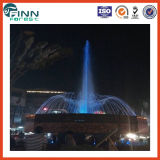 New Design 3D Bangal Outdoor Water Fountain Project