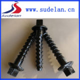 Railroad Square Screw Spike ASTM A66