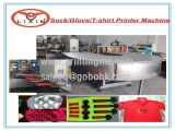 3D Rotary Screen Printing Machine for Gloves Non-Skip Function