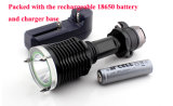 Mag Switch 900 Lumens Xml-T6 LED Diving Flashlight