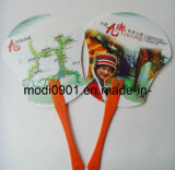Cheap Custom Promotional Round Hand Fan
