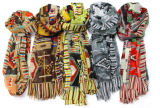 New Women Voile Bohemia Fashion Scarf (LS4)