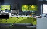 Best Quality Innovative Acrylic Kitchen Cabinet Design (zs-237)