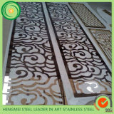Hot Products 2017 Stainless Steel Screen with New Patterns