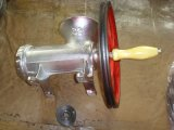 32# Cast Iron Meat Mincer with Big Wheel