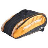 Custom Tennis Racket Racquet Bat Ball Bag for 8 Pack in Gold