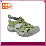 Green Color Outdoor Sandal Shoes for Sale