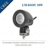 2 Inch Round LED Work Lamp 10W Aluminum Housing
