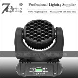 36*3W RGBW Color Wash Beam Moving Head Lighting