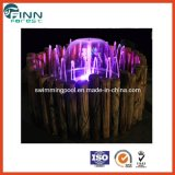 Matching Wooden Basin Garden Fountain (FS02-1000)