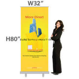 Customed Promotion Pop up, Retractable Pull up Roll up Banner Display Stand