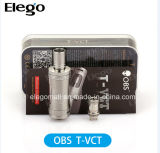 Newest E-Ciagrette Atomizer Obs T-Vct Kit Vaporizer (0.5ml) for Evic-Vt Eciagrette
