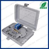 Fdb 12 Core Plastic Watrerproof Fiber Optic Distribution Box