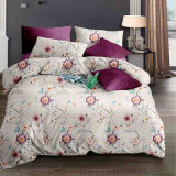 Cotton/Polyester Bedding Sets with Bedsheet, Comforter, Pillowcases