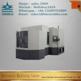 H100-2 High Precision Indexing Rotary Pallet Horizontal Milling Machine Tools