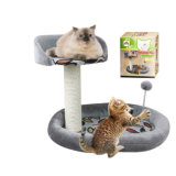 Cat Scratcher Tree, Cat Toy (YS72176)