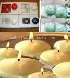 Chinese Classic Round Shape Floating Candle (FL002)