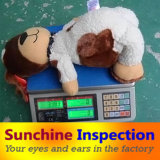Plush Toy Quality Control Services / Reliable Inspection Services on All Kind of Toys