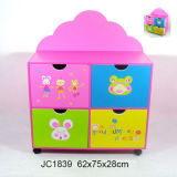 En71 ASTM Wooden Toy Box in MDF