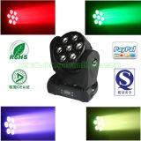 Osram 7*10W LED Moving Head Beam Stage Equipment Ys-216