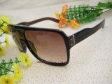 New Cross Stripe Designed Acetate Polarized Sunglasses with UV400