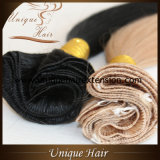 Wholesale Double Drawn Hand Tied Hair Weft