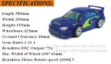 Electric Powered-1/8th Scale-on Road Touring Racing Competition Car (SCIC194066)