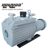 Double Stage Oil Rotary Vane Vacuum Pump (2RH048D)