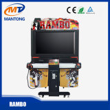 Rambo/Arcade Coin Operated Shooting Game Machine/Indoor Amusment Game Machine