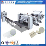 Automatic V Fold Used Tissue Paper Making Machine Embossed Machinery