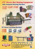 PP Woven Mat Making Plant