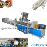 PVC Ribbed Pipe Extrusion Line