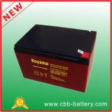High Rate VRLA Storage Battery for Alarm System 12V 8ah