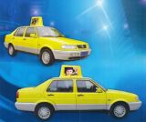 P5 Double-Sided Taxi Top LED Display for Taxi Advertising