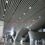 2020 New Arrival Aluminum U-Shape Tube Metal Baffle Ceiling