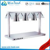 Hot Sale Commercial High Quality Hotel Restaurant Buffet Poultry Heat Lamp for Catering