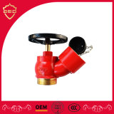 Brass Oblique John Morris Fire Hydrant