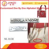 Hot Sale High Quality Factory Wholesales Alphabet Metal Logo