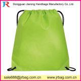 Floding Reusable Nylon Drawstring Bag for Packing Table Tennis
