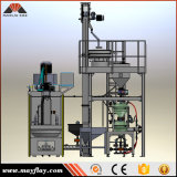 New Type Steel Cylinder Internal Shot Peening Machine, Model: Mrt4-80L2-4