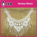 Wholesale Garment Decoration Polyester Lace Collar