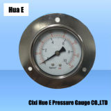 Customized Welcomed Corrosion Resistant Stainless Steel Pressure Meter