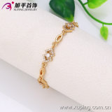 73826 Top Quality Xuping Fashion18K Gold Color Charm Jewelry Bracelet