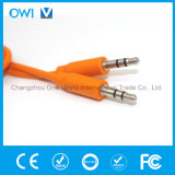 Aux Cable Fashion Slim 3.5mm to 3.5mm Elastic Audio Cable
