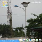 10m Galvanized Pole 80W LED Lighting Fixture with Solar