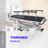 Luxurious Electric Rise and Fall Stretcher Cart