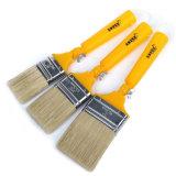 Natural Bristle Mix Tapered Filament Plastic Handle Adjustable Paint Brush